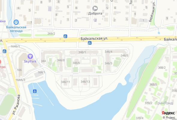 жилой комплекс Символ
