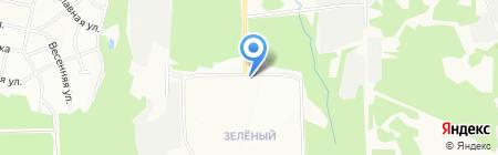 XL на карте Иркутска