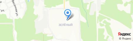 Детская поликлиника №9 на карте Иркутска