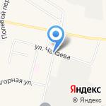 Магазин детской одежды и обуви на карте Хомутово