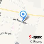 Малышок на карте Хомутово