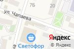 Схема проезда до компании Кристалл в Хомутово