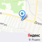 Юлия на карте Дзержинска
