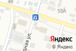 Схема проезда до компании СТО Дзержинский в Дзержинске