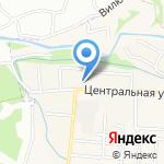 Администрация Дзержинского муниципального образования на карте Дзержинска