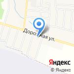 Вернисаж на карте Дзержинска