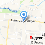 Иркутская районная больница на карте Дзержинска