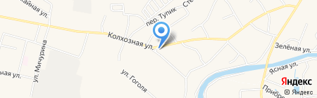 Престиж на карте Хомутово