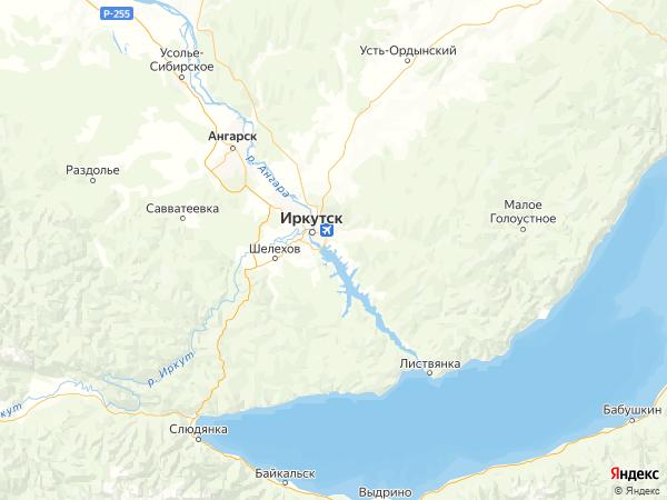 поселок Новая Разводная на карте