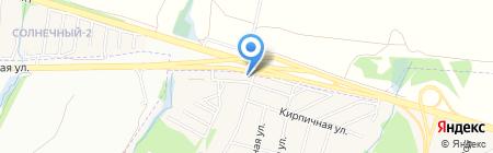 СпецСтройТех на карте Иркутска