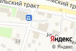 Схема проезда до компании А.Б.Групп в Новой Разводной