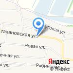 Статус на карте Дзержинска