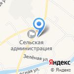 Культурно-спортивный комплекс на карте Хомутово