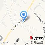 Ветеринарная лечебница на карте Хомутово