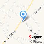Элегия на карте Хомутово