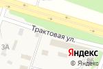 Схема проезда до компании Байкал в Молодёжном