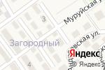 Схема проезда до компании Ушаковская в Пивоварихе