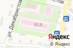 Схема проезда до компании Участковая больница в Ойке