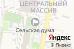 Схема проезда до компании Администрация Оёкского муниципального образования в Ойке