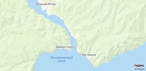 Никола на карте