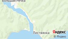 Базы отдыха города Никола на карте