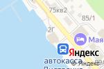 Схема проезда до компании Шуры-муры в Листвянке