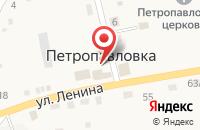 Схема проезда до компании САЙТУМ — СОЗДАНИЕ САЙТОВ в Петропавловке