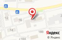 Схема проезда до компании Премиум в Усть-Куте