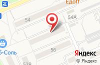 Схема проезда до компании Лесинторг в Усть-Куте