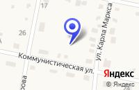 Схема проезда до компании ПРОКУРАТУРА КАБАНСКОГО РАЙОНА в Бабушкине