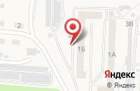 Схема проезда до компании Садиван в Усть-Куте