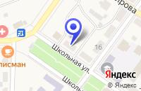 Схема проезда до компании КАБАНСКОЕ ОТДЕЛЕНИЕ № 2431/09 СБЕРБАНК РОССИИ в Кабанске