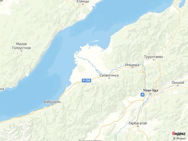 село Каргино на карте