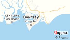 Отели города Вунгтау на карте