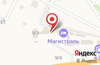Схема проезда до компании СТО в Ильинке