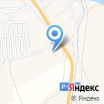Мункуев С.Ж. на карте Улан-Удэ