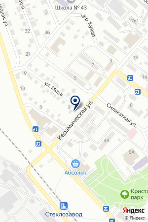 АЗС БУРНЕФТЕМАРКЕТ на карте Улан-Удэ