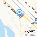 ВиваДент на карте Улан-Удэ