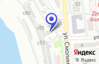 Схема проезда до компании ПРОДОВОЛЬСТВЕННЫЙ МАГАЗИН ВЛАДА в Баргузине