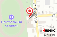 Схема проезда до компании АПТЕКА №12 в Петропавловке