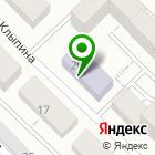 Местоположение компании Восточно-Сибирский учебный центр профессиональных квалификаций