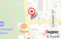 Схема проезда до компании ТД ВЕТЕРАН в Петропавловке