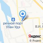 Консалтинговый центр. Охрана труда на карте Улан-Удэ