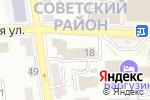 Схема проезда до компании Бурятавтодор в Улан-Удэ