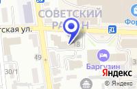 Схема проезда до компании ПРИБАЙКАЛЬСКИЙ ДРСУ БУРЯТАВТОДОР в Турунтаево