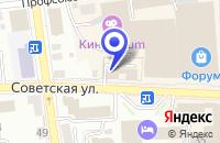 Схема проезда до компании МАГАЗИН ЕЛОВКА в Турунтаево