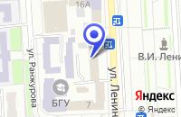 Схема проезда до компании ПРОДОВОЛЬСТВЕННЫЙ МАГАЗИН ИМПУЛЬС в Баргузине