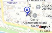 Схема проезда до компании ПРОДУКТОВЫЙ МАГАЗИН НАДЕЖДА в Улан-Удэ