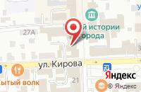 Схема проезда до компании ВОЕННЫЙ КОМИССАРИАТ ДЖИДИНСКОГО РАЙОНА в Петропавловке