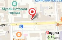 Схема проезда до компании Учебно-Методический Центр в Улан-Удэ